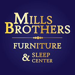 Mills Brothers Furniture and Sleep Center Logo